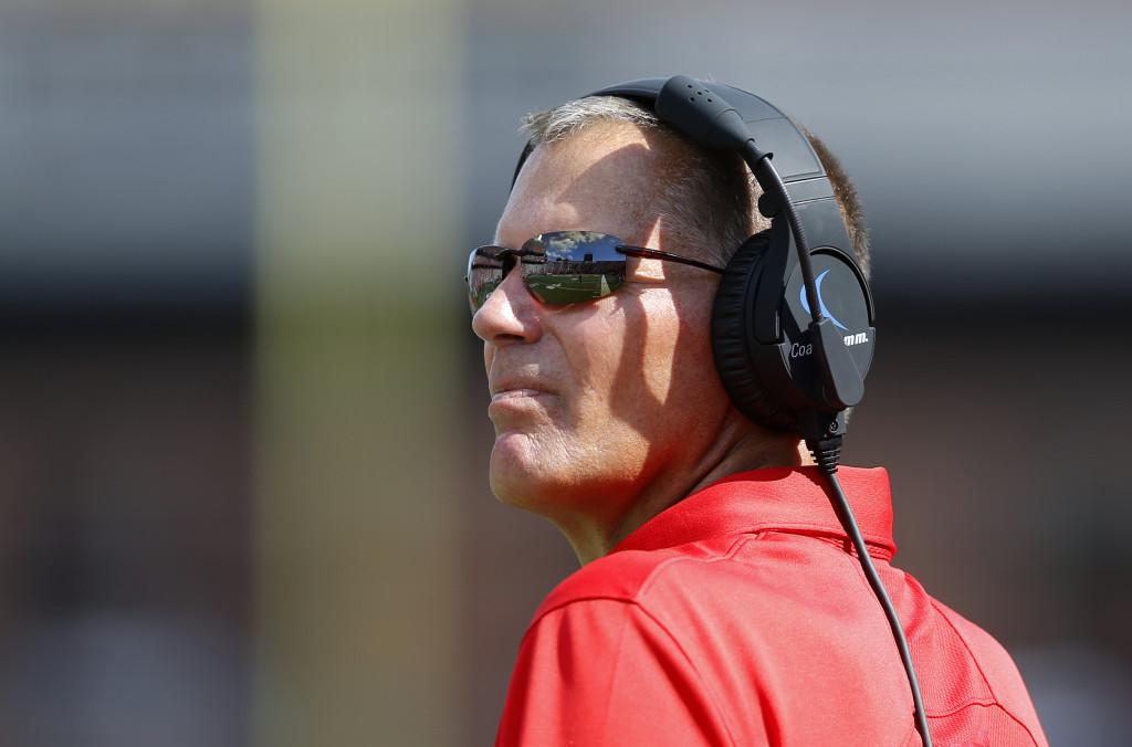 Terps fire head football coach Randy Edsall