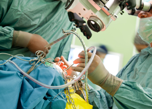 Parkinson's brain surgery to broadcast on live T.V.