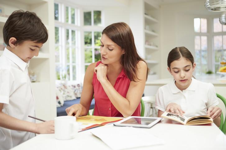 Help children do homework