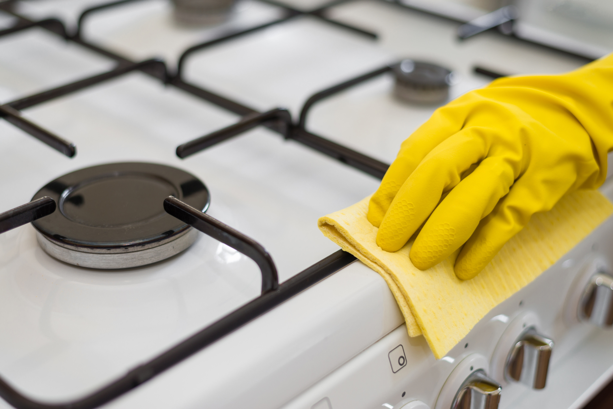 Old Farmer's Almanac: How to keep your kitchen clean, disease-free