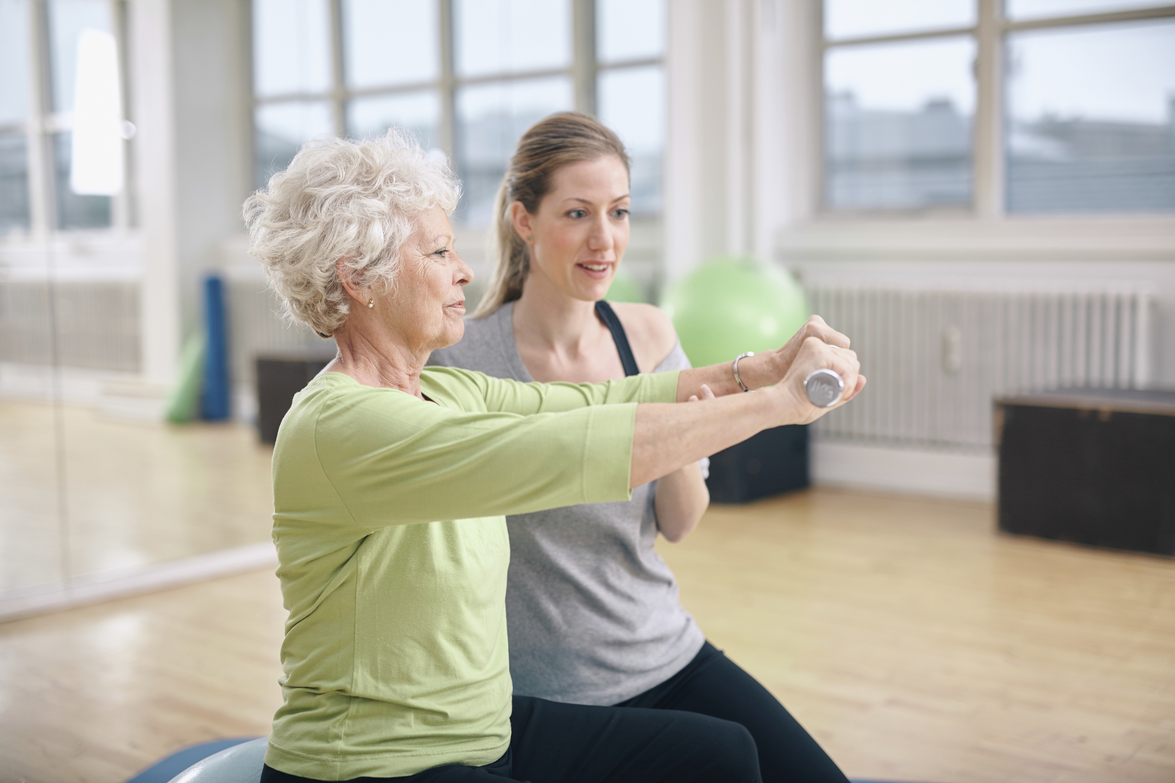 Aging gracefully: Caring for your bones as you age