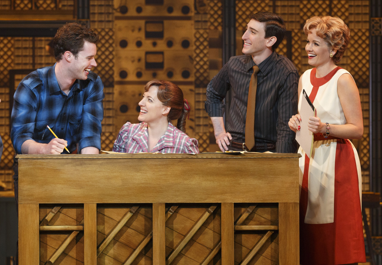Feel the earth move under the Kennedy Center with the Carole King Musical