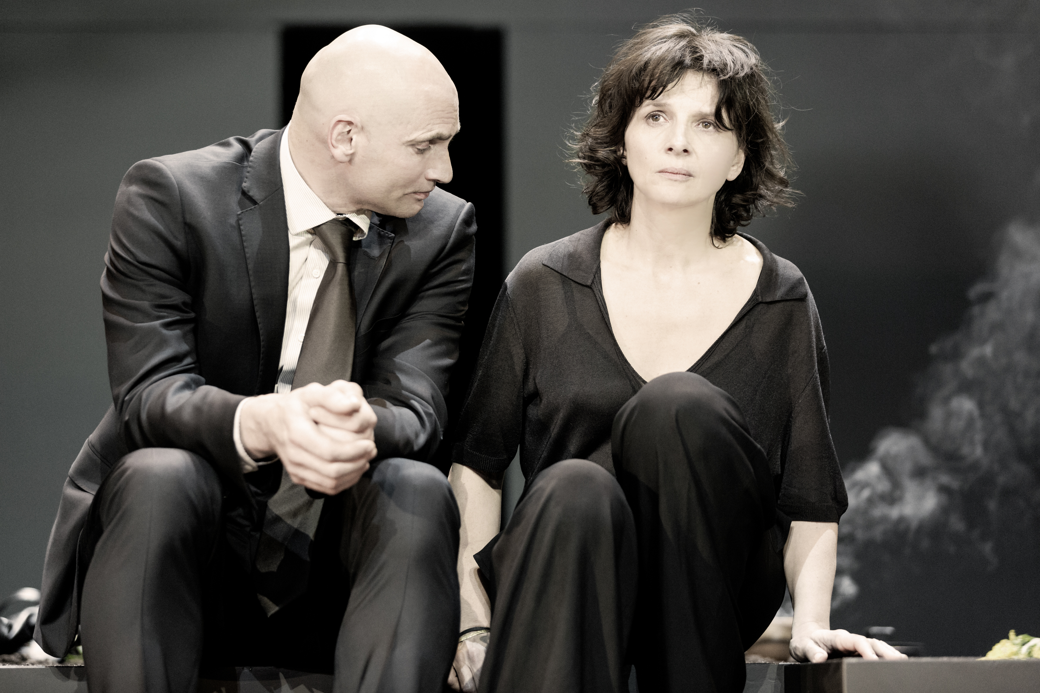Oscar winner Juliette Binoche in Kennedy Center's 'Antigone'