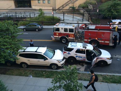 Washington Dc Car Crash