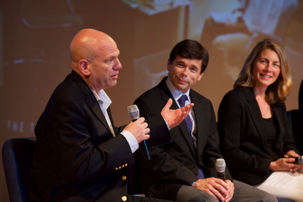 'Wire' creator David Simon helps launch Investigative Film Fest with 'Spotlight'
