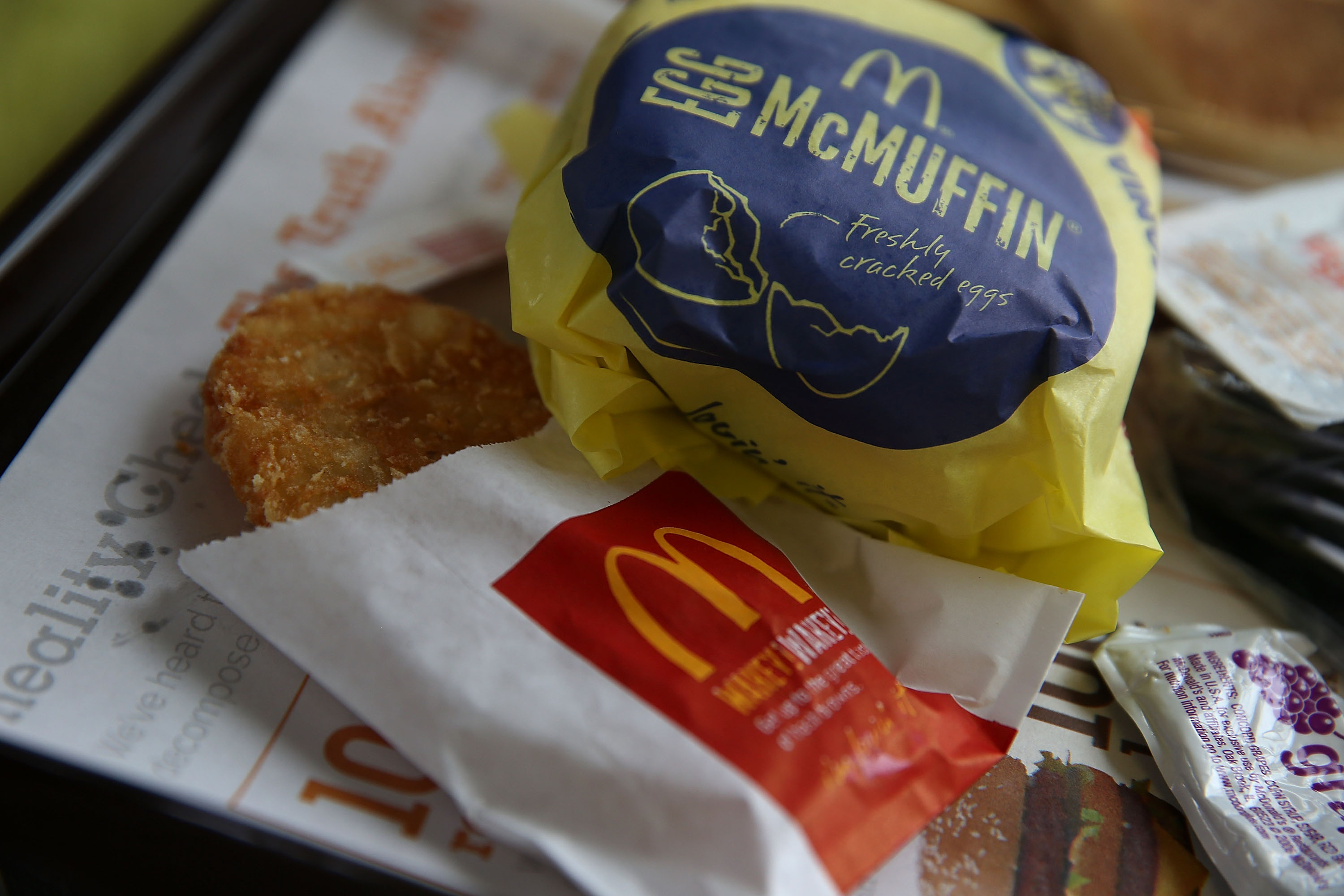 Report: McDonald's franchisees not happy with all-day breakfast