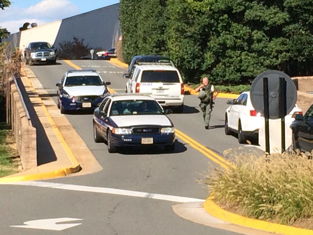 Fairfax Co. police not notified of drill, respond to reports of shots