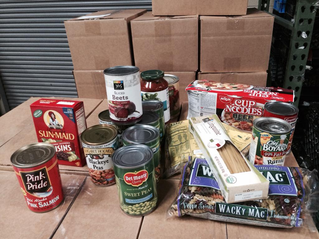 Area libraries accepting food donations in exchange for fine forgiveness