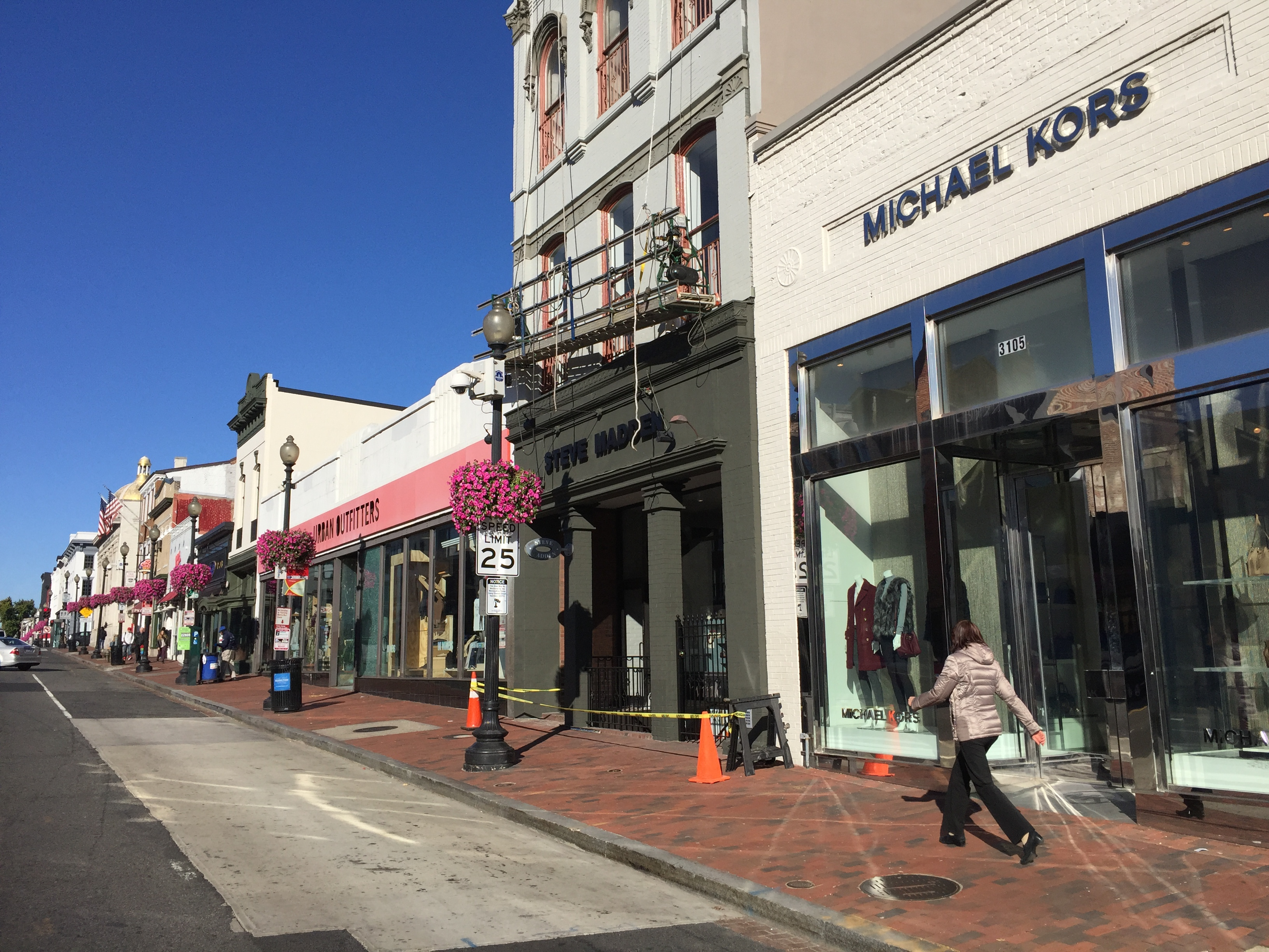 Georgetown businesses abandon crime-fighting app