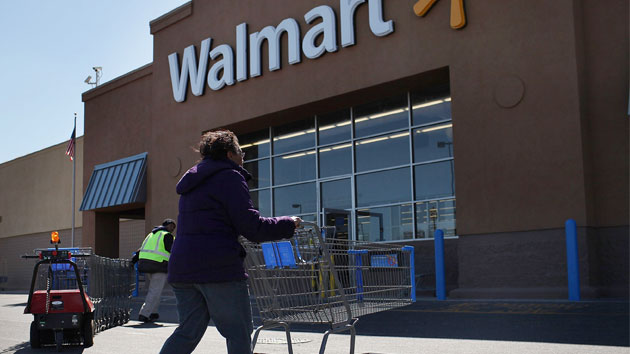 Wal-Mart asks FAA for permission to test drones outside