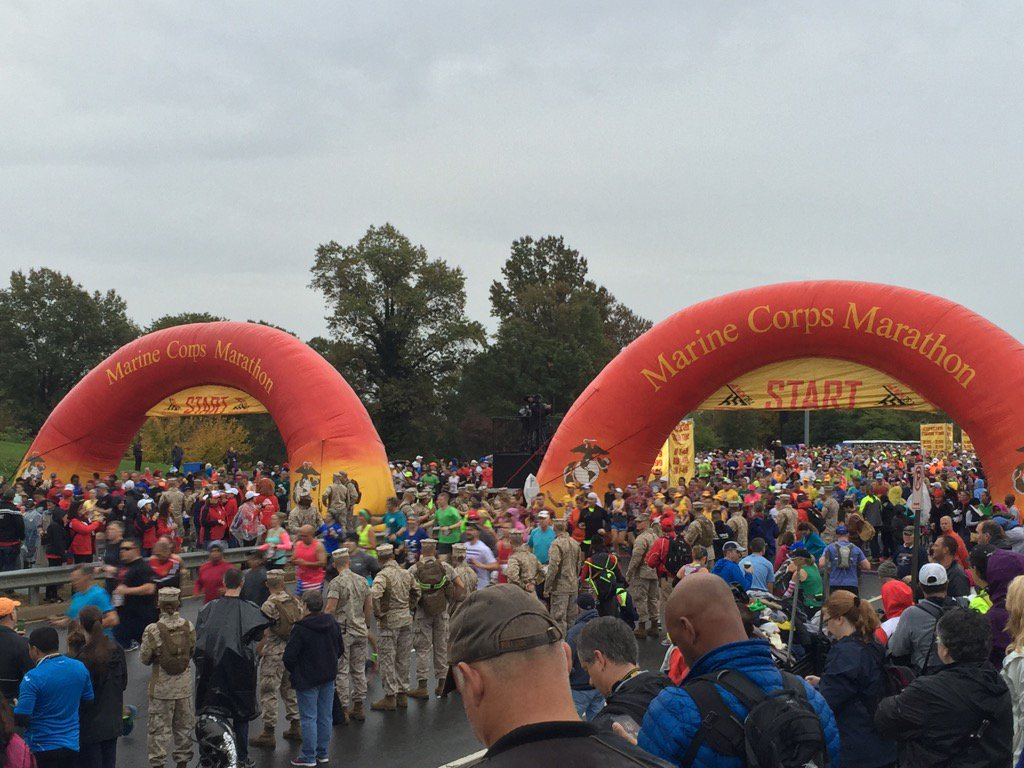 Apps, parking and more: Tips for Marine Corps Marathon | WTOP