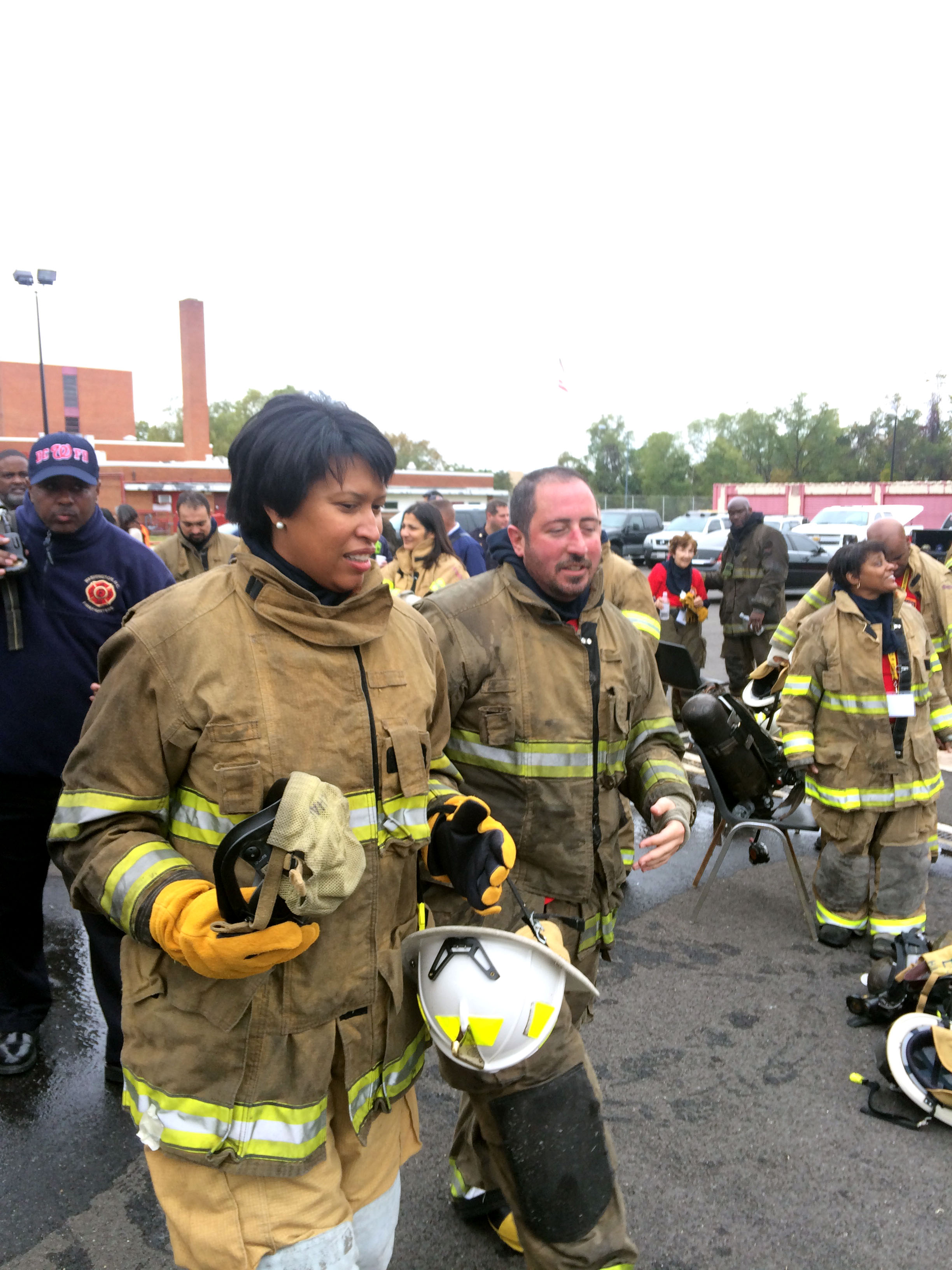 D.C. settles long-running dispute over firefighters' overtime pay