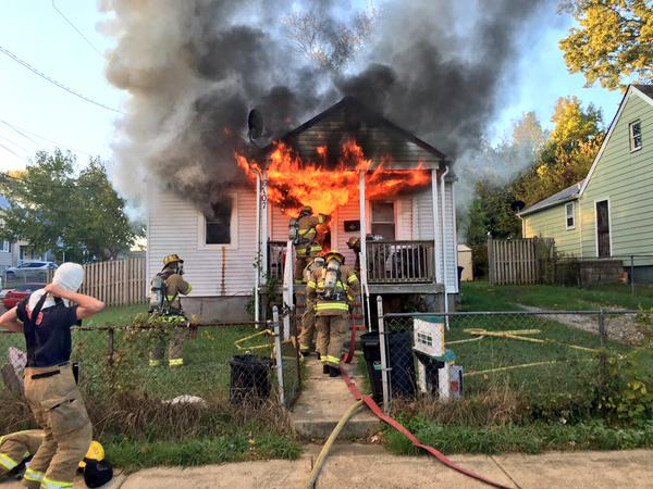 Prince George's crews rush to 7 house fires in one day