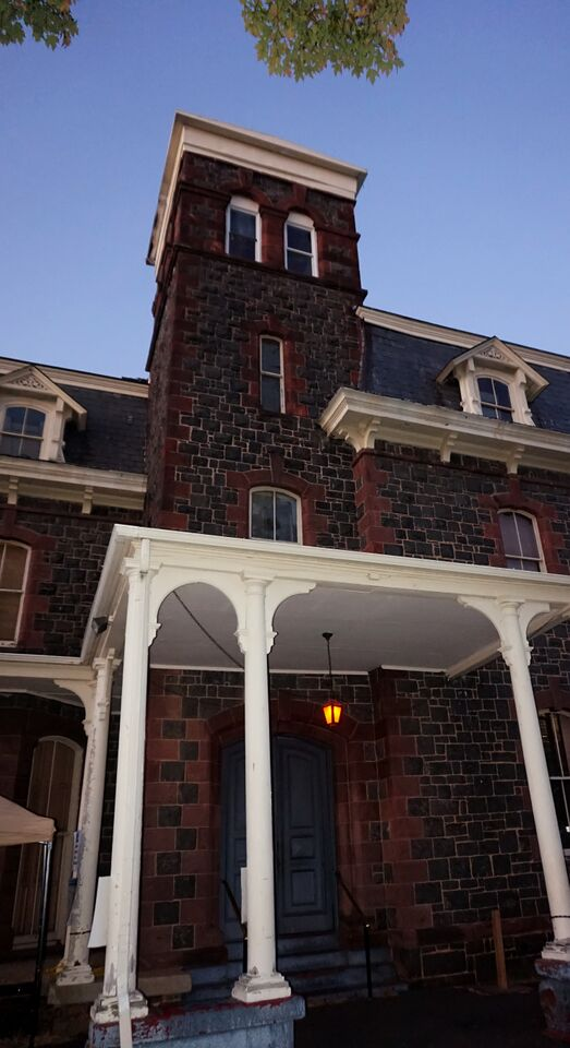 Pictured here is the exterior of Paxton Manor, where Shocktober is held. (Courtesy Shannon Finney, www.shannonfinneyphotography.com)
