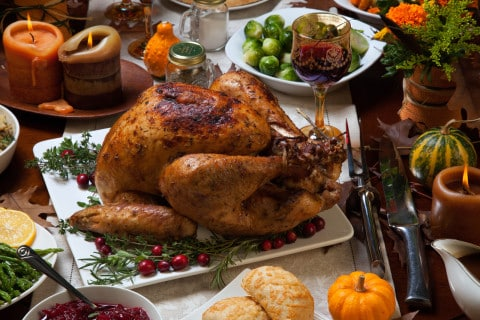 How to keep politics from spoiling this year's Thanksgiving feast