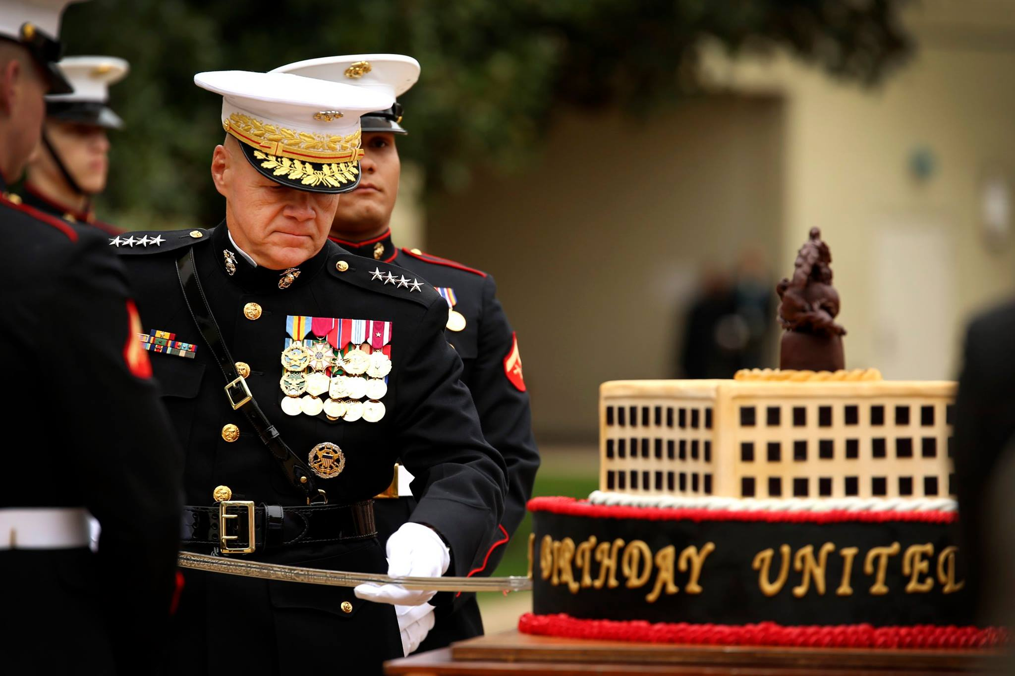 United States Marine Corps Celebrates 240th Birthday Wtop