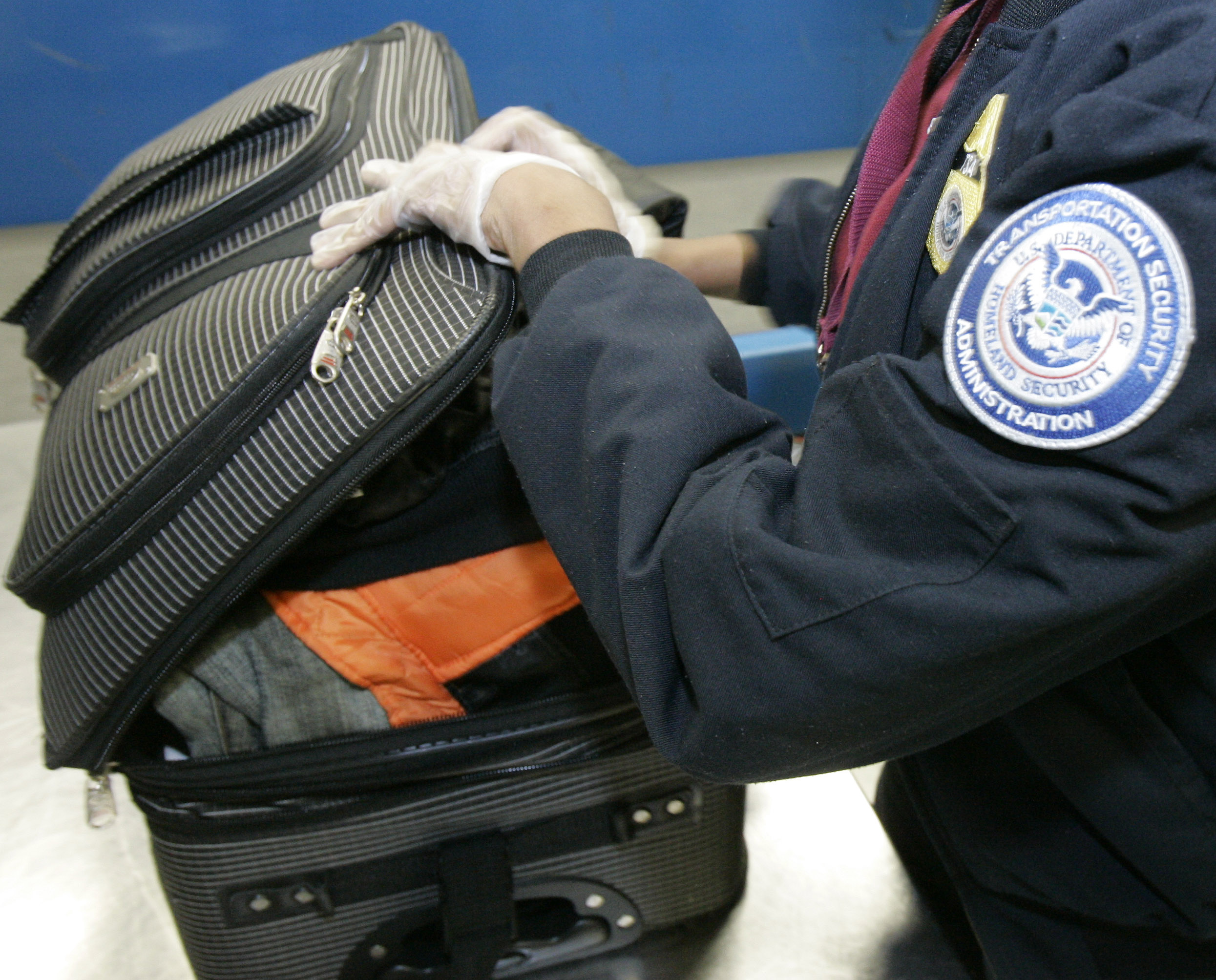 Carry-on or checked baggage? Holiday travel tips from the TSA