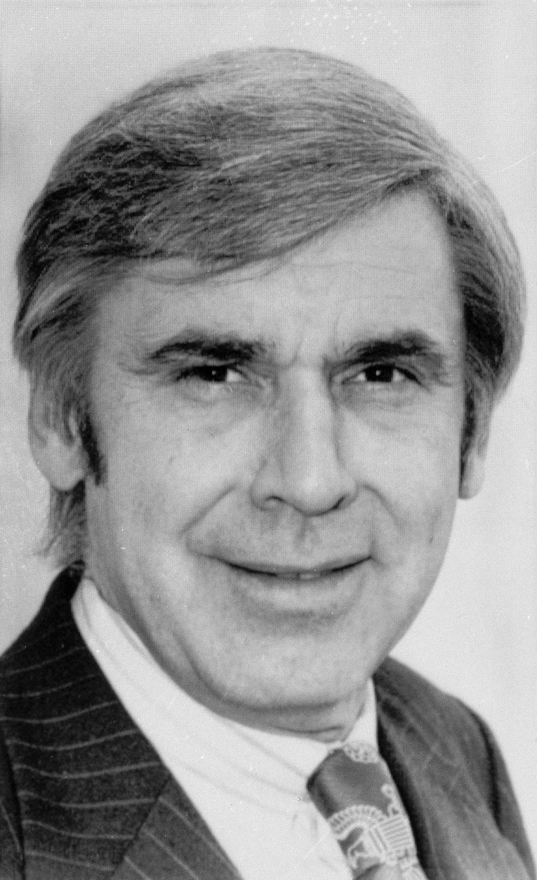 Rep. Leo J. Ryan, D-Calif. who was shot after an attack during his fact finding mission at the airport in Port Kaituma, Guyana, Nov. 18, 1978. (AP Photo)
