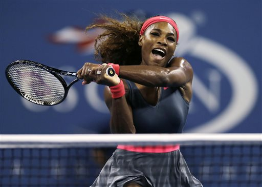 Serena dubs herself a super hero after stopping cellphone thief