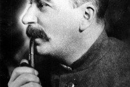 This is a Nov. 1928 photo of Soviet Premier Josef Stalin in Moscow, Russia.  (AP Photo)