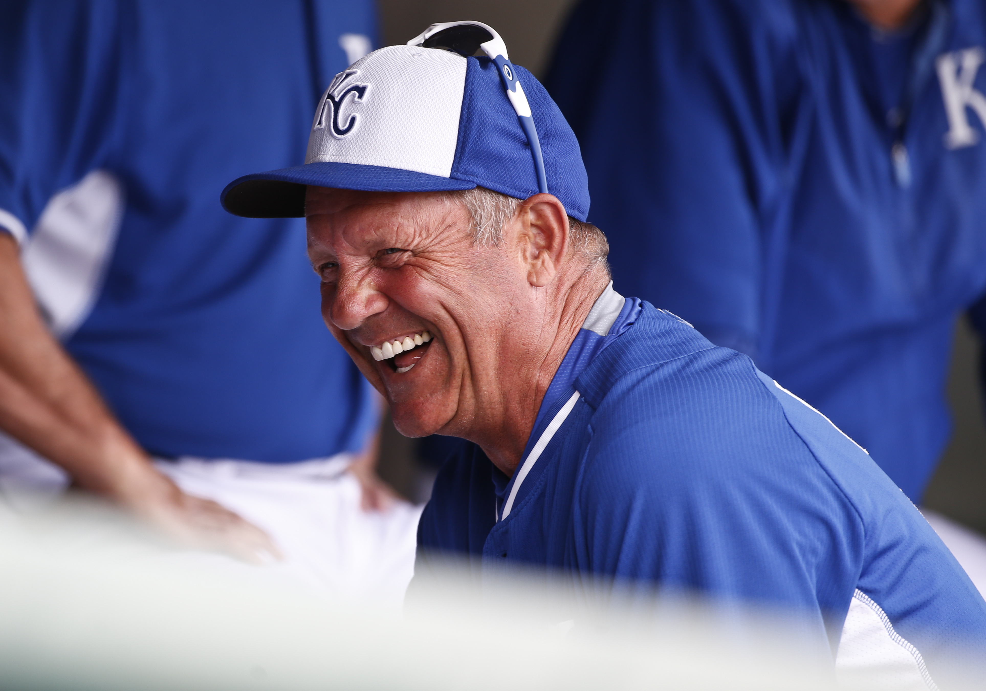 A week of victory and valor for George Brett