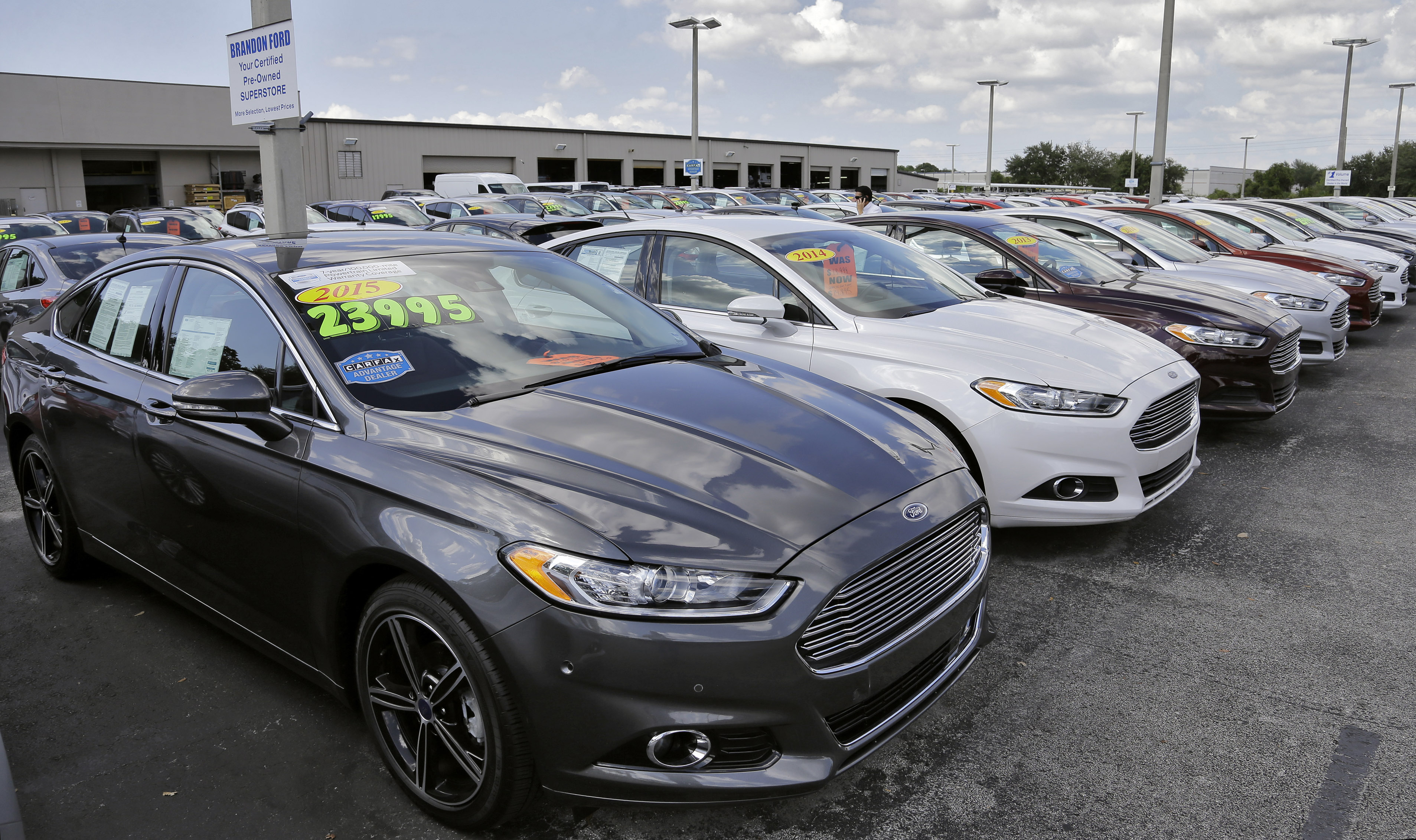 Top Selling Cars In Usa