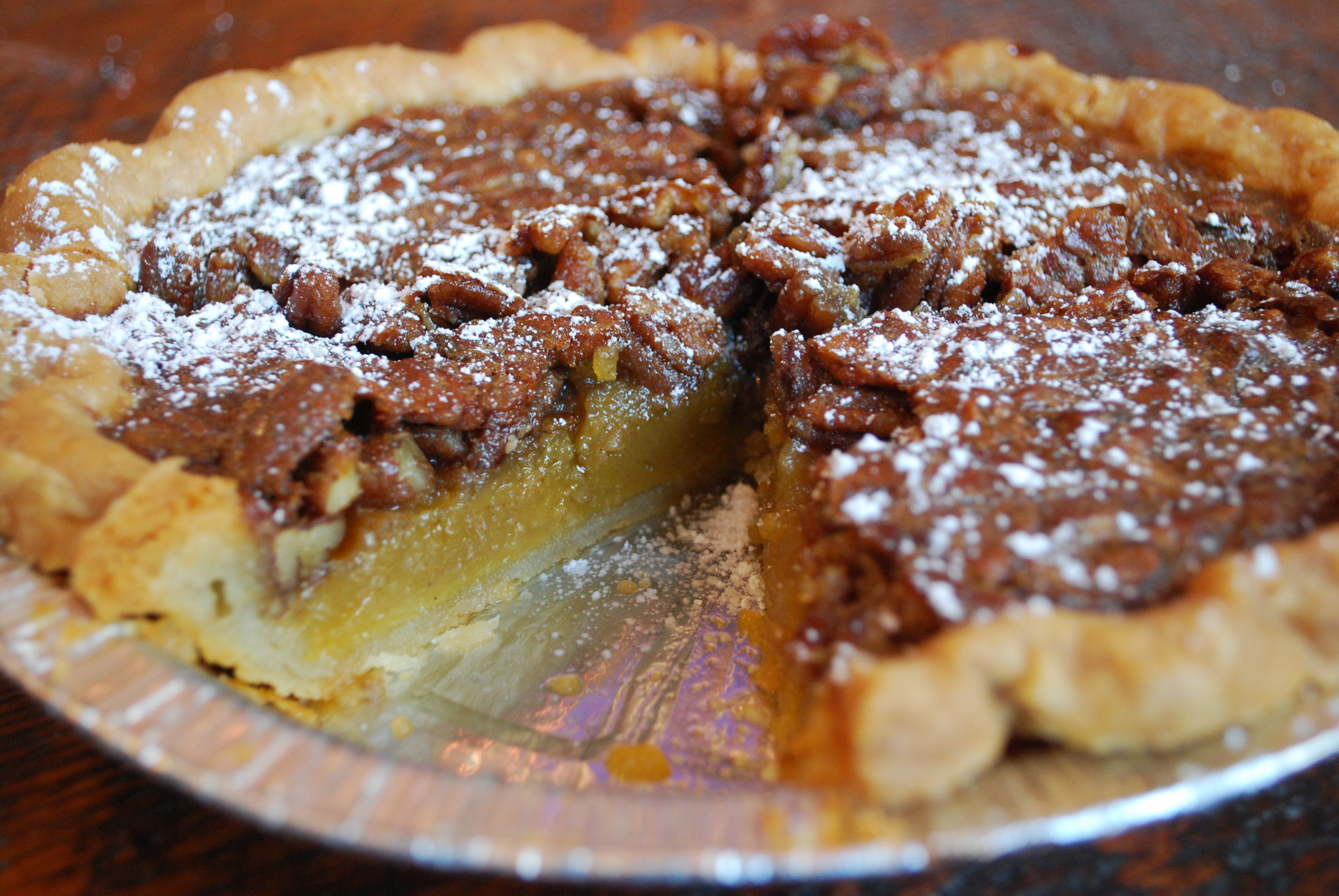 Don't let dessert be an afterthought. With a few ingredients and a little advanced planning, you can turn out a delicious homemade pie that tastes like it came from one of the best in the business. (Courtesy Bayou Bakery)