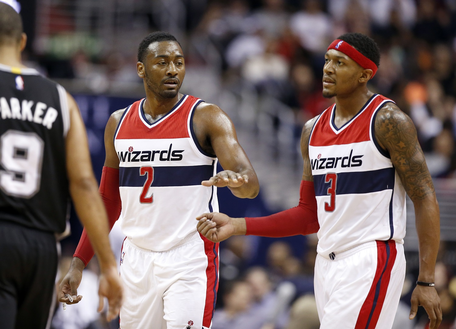 Early returns promising for Wizards' Beal