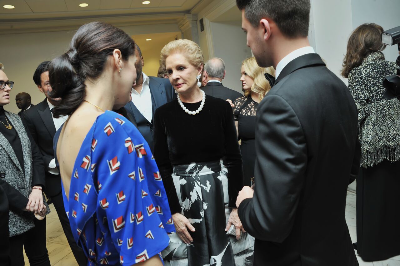 National Portrait Gallery honors famous figures in inaugural gala