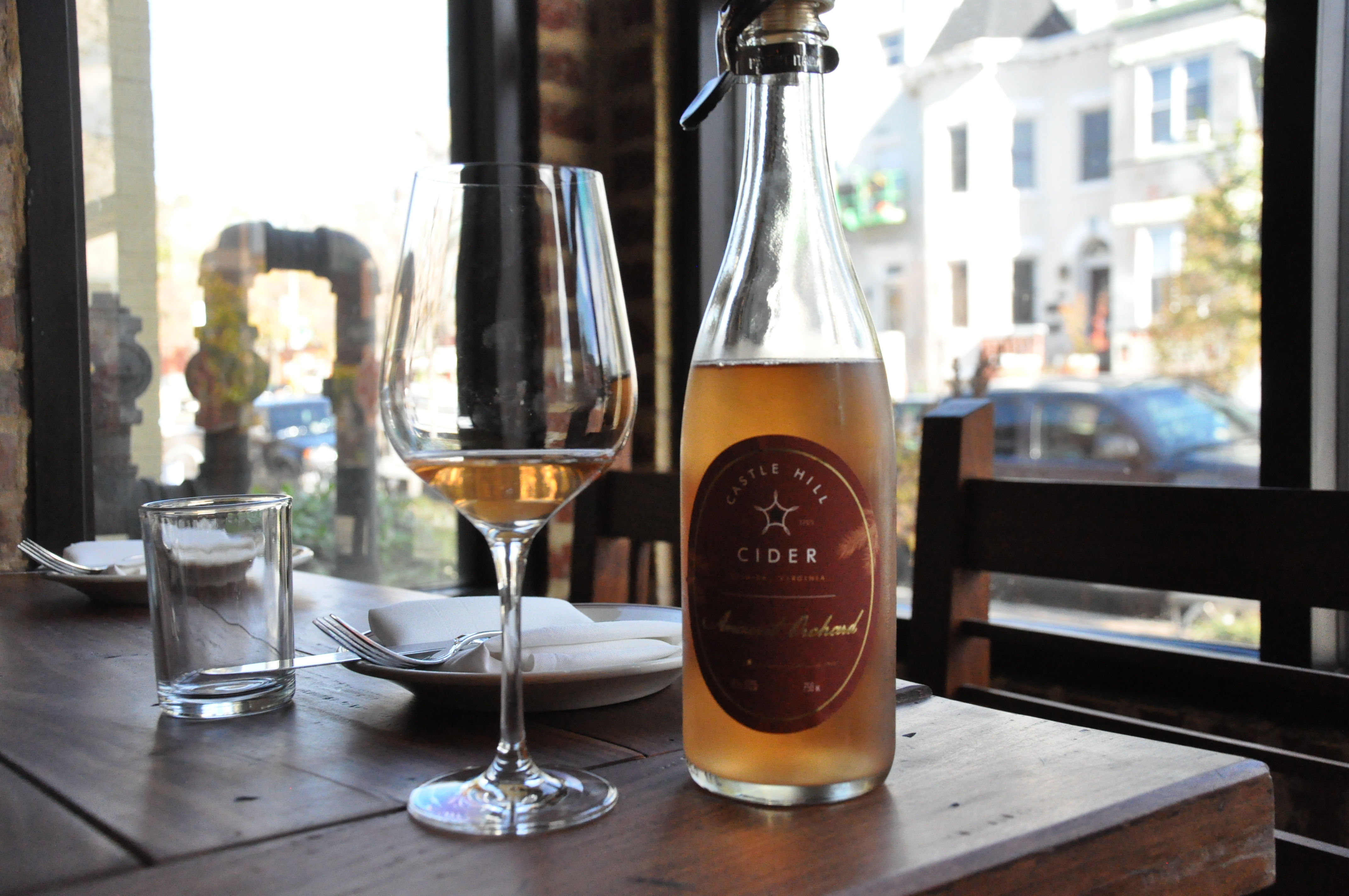 Wine meets cider in local mixologist's new blend