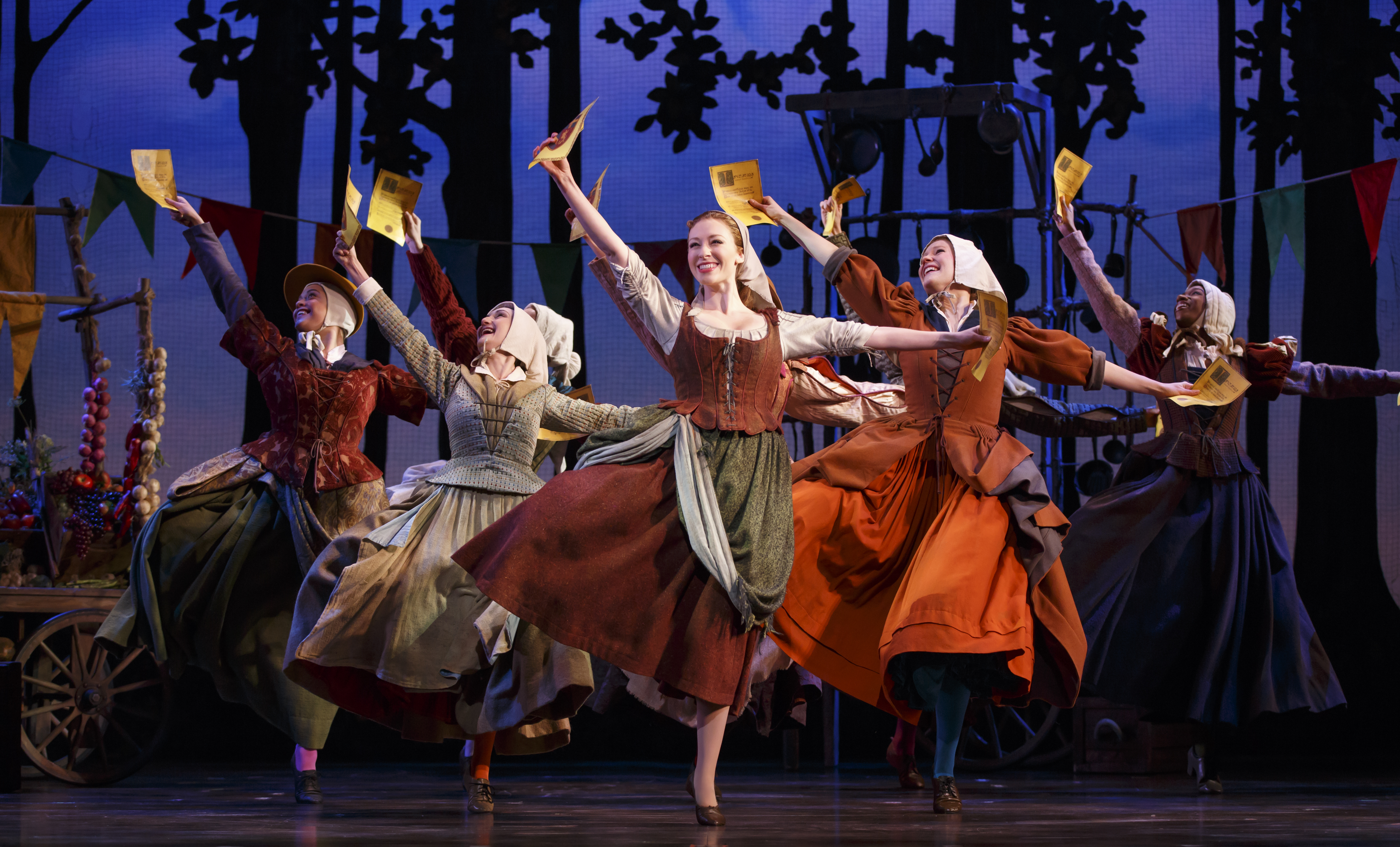 'Cinderella' star goes behind the glass slipper at National Theatre