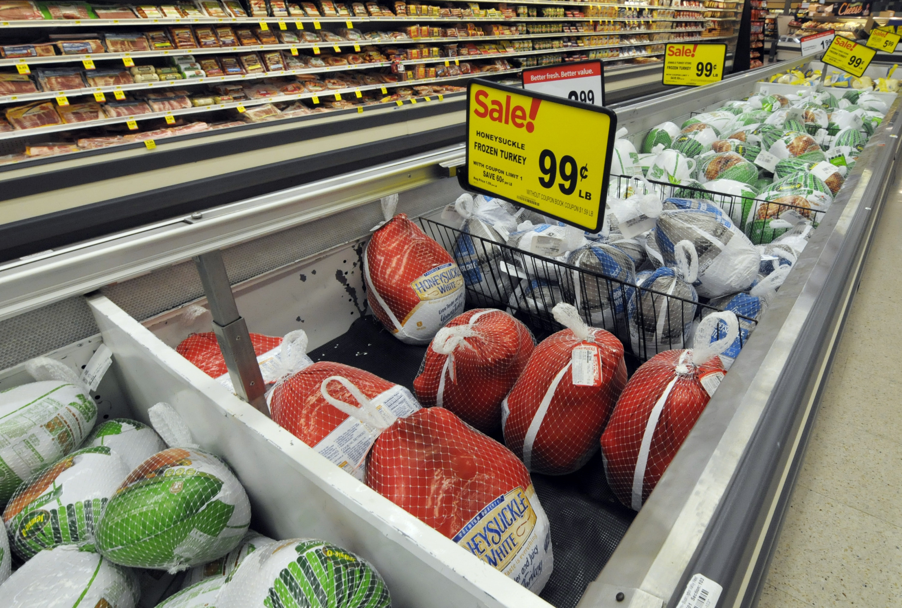 12 frugal shopping tips for Thanksgiving