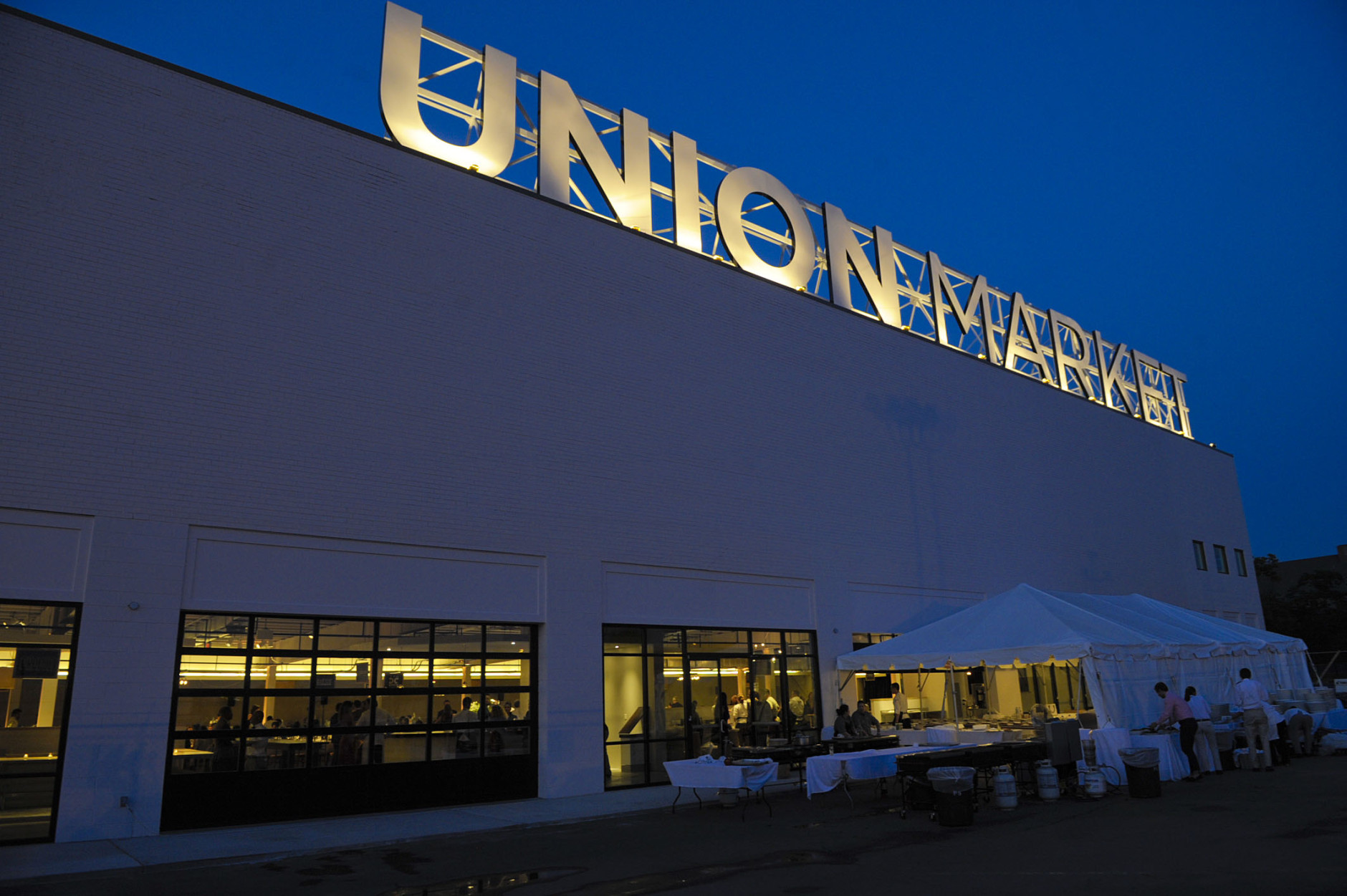 """<p><strong>Take a trip to Union Market …</strong></p> <p>D.C.&#8217;s <a href=""""http://unionmarketdc.com/"""" target=""""_blank"""" rel=""""noopener noreferrer"""">Union Market</a> is a food-lover&#8217;s paradise under one roof. And when parents or family come into town, it&#8217;s one of the best places to take a crowd for lunch, because there&#8217;s no need to agree on one cuisine.</p> <p>Your vegetarian brother can chow down on some curry potatoes at <a href=""""http://www.dcdosa.com/"""" target=""""_blank"""" rel=""""noopener noreferrer"""">DC Dosa</a>or spicy tofu tacos at <a href=""""http://takorean.com/"""" target=""""_blank"""" rel=""""noopener noreferrer"""">TaKorean</a>, while your meat-loving father can overindulge on one of Nathan Anda&#8217;s famous porkstrami sandwiches at <a href=""""http://www.redapronbutchery.com/"""" target=""""_blank"""" rel=""""noopener noreferrer"""">Red Apron</a>. Mom can peruse the tablescapes and décor options at <a href=""""http://www.shopsaltandsundry.com/"""" target=""""_blank"""" rel=""""noopener noreferrer"""">Salt &amp; Sundry</a>, while you relax with some oysters and bubbly at <a href=""""https://www.rroysters.com/"""" target=""""_blank"""" rel=""""noopener noreferrer"""">Rappahannock Oyster Bar</a> — after all, entertaining family is hard work.</p> <p>Be sure to check out new additions across the street from the food hall, including <a href=""""https://www.politics-prose.com/union-market"""" target=""""_blank"""" rel=""""noopener"""">Politics and Prose</a>, <a href=""""https://wtop.com/food-restaurant/2016/11/nasa-northeast-distillery-friends-cotton-reed-bring-rum-dc/slide/1/"""" target=""""_blank"""" rel=""""noopener"""">Cotton &amp; Reed distillery</a> and <a href=""""https://wtop.com/food-restaurant/2018/11/brewing-coffee-and-ideas-new-shop-serves-as-hub-for-local-entrepreneurs/"""" target=""""_blank"""" rel=""""noopener"""">The Village Cafe</a>.</p>"""