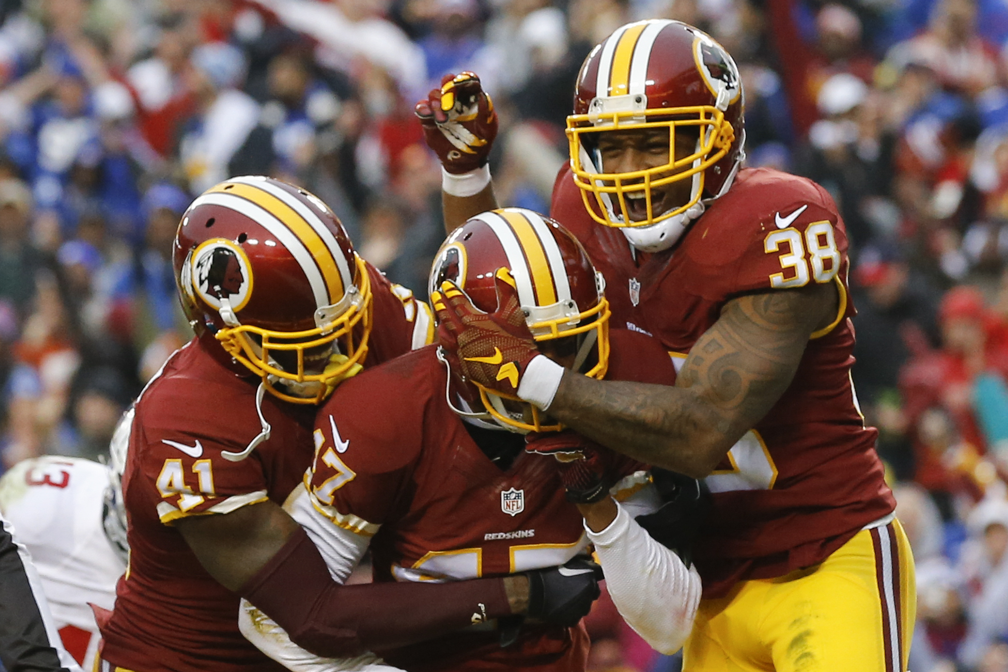 Post-Skins victory analysis: Burgundy & Gold feel-good factor set to last through Christmas