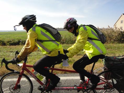 Bike ride to honor couple killed on tandem bike