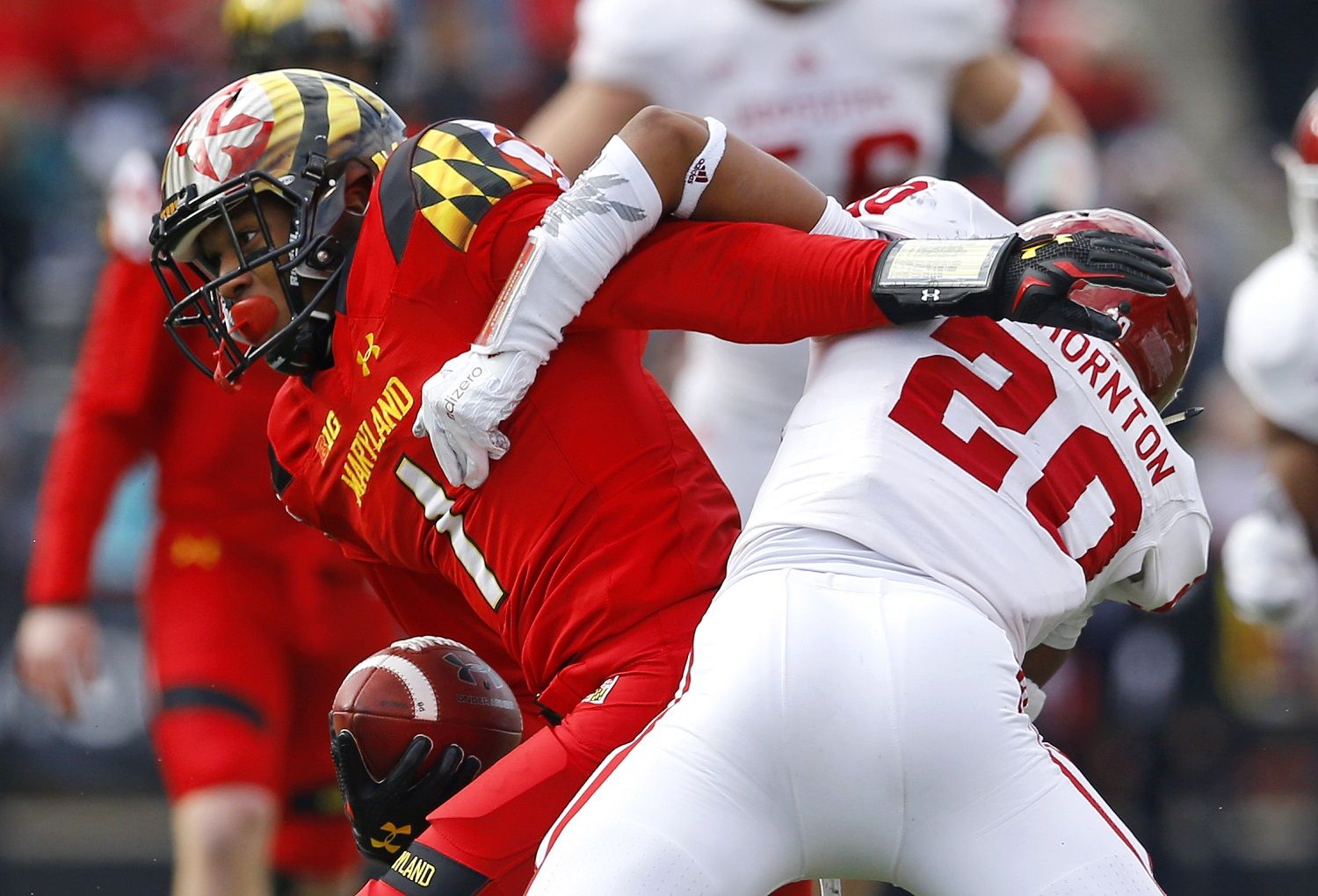 Covering the Bases: Maryland football continues to fumble