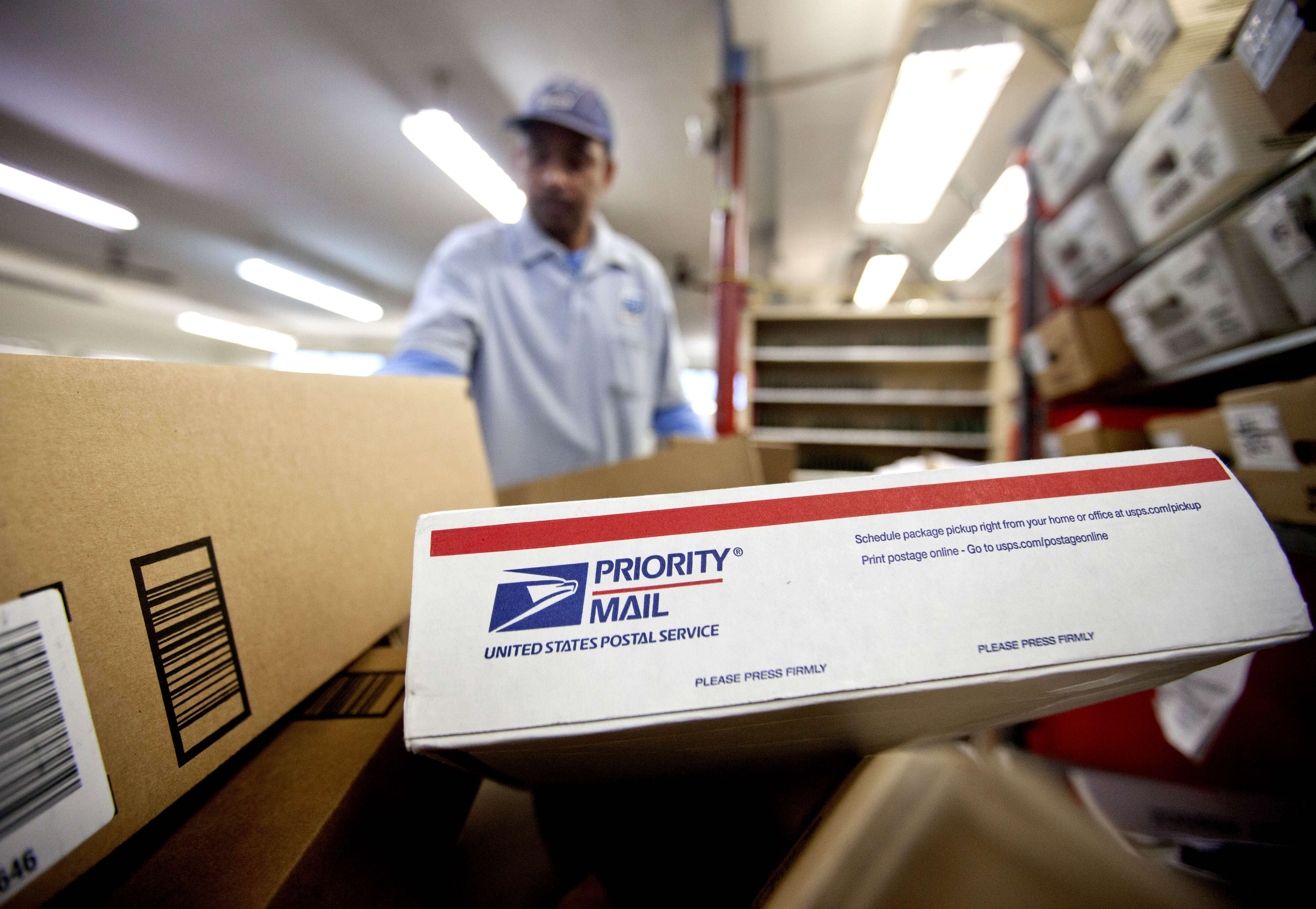 Tips for holiday shipping from the U.S. Postal Service