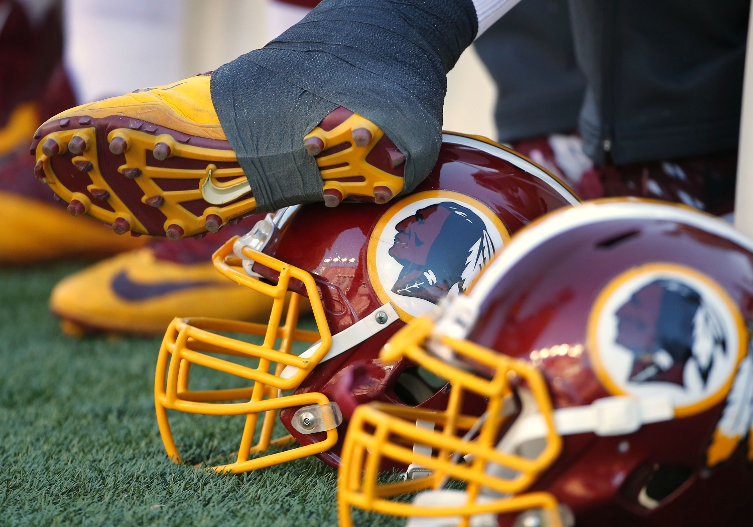 Have Redskins reached another Code Red vs. Saints?