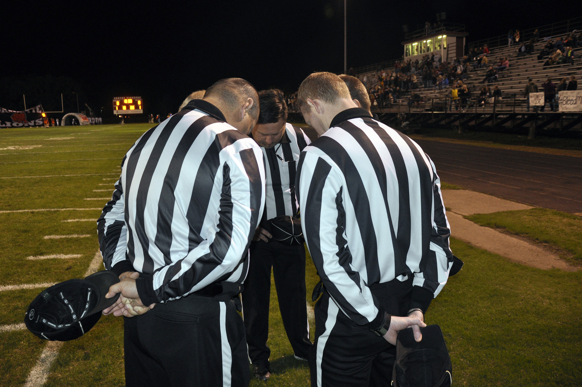 referees struggle respect amid growing hostility wtop