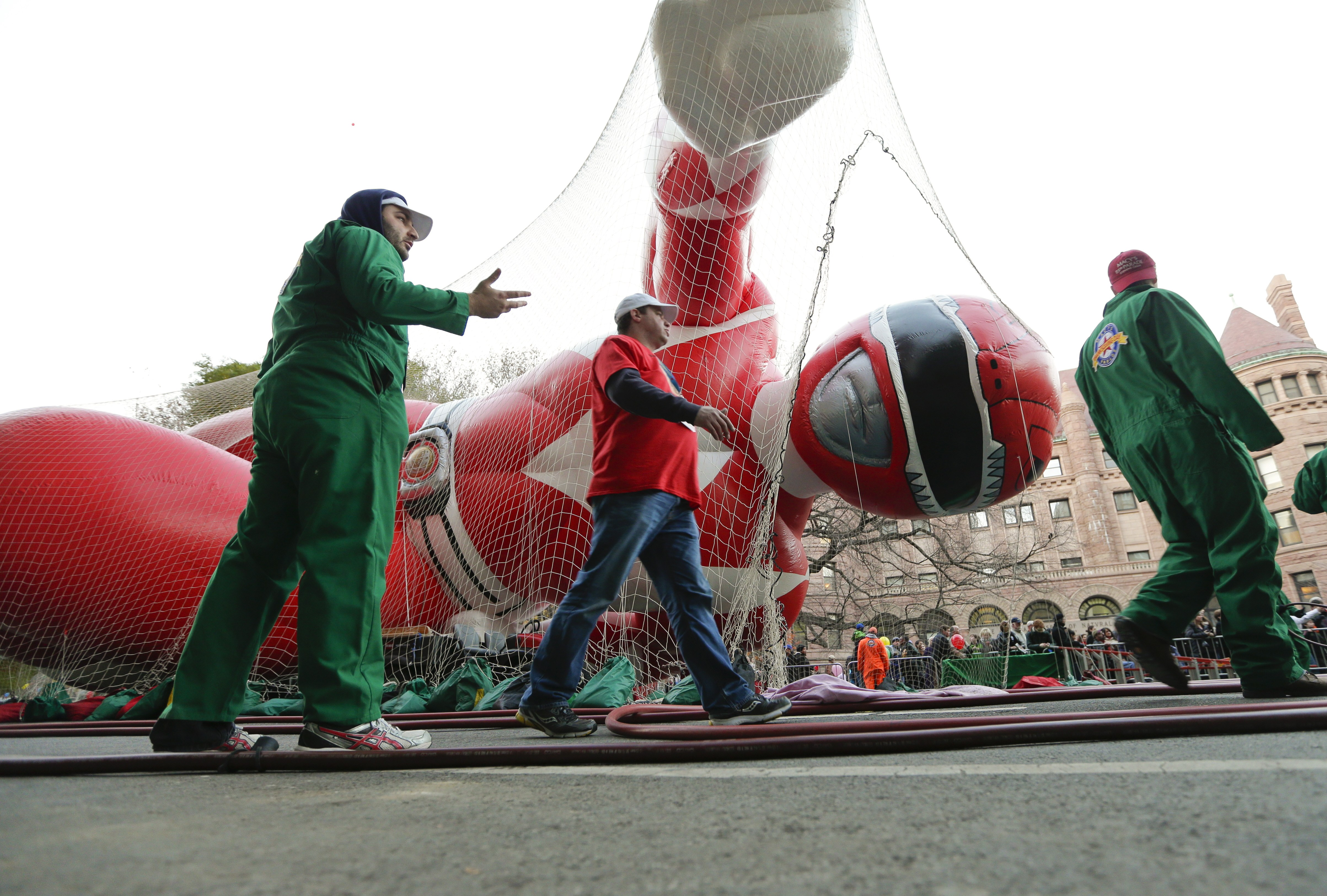 Macy's 2015 Thanksgiving Day Parade