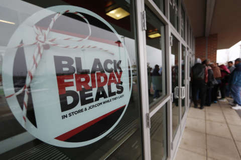 Black Friday store shopping: Fading to black?