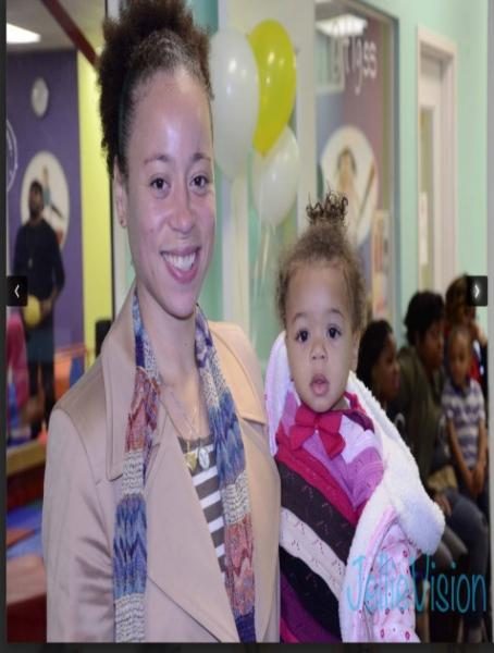 Veronica Ray, 29, and her daughter, Lebeyah Godo, 2, have been missing since Sunday. (Photo courtesy of the Metropolitan Police Department)