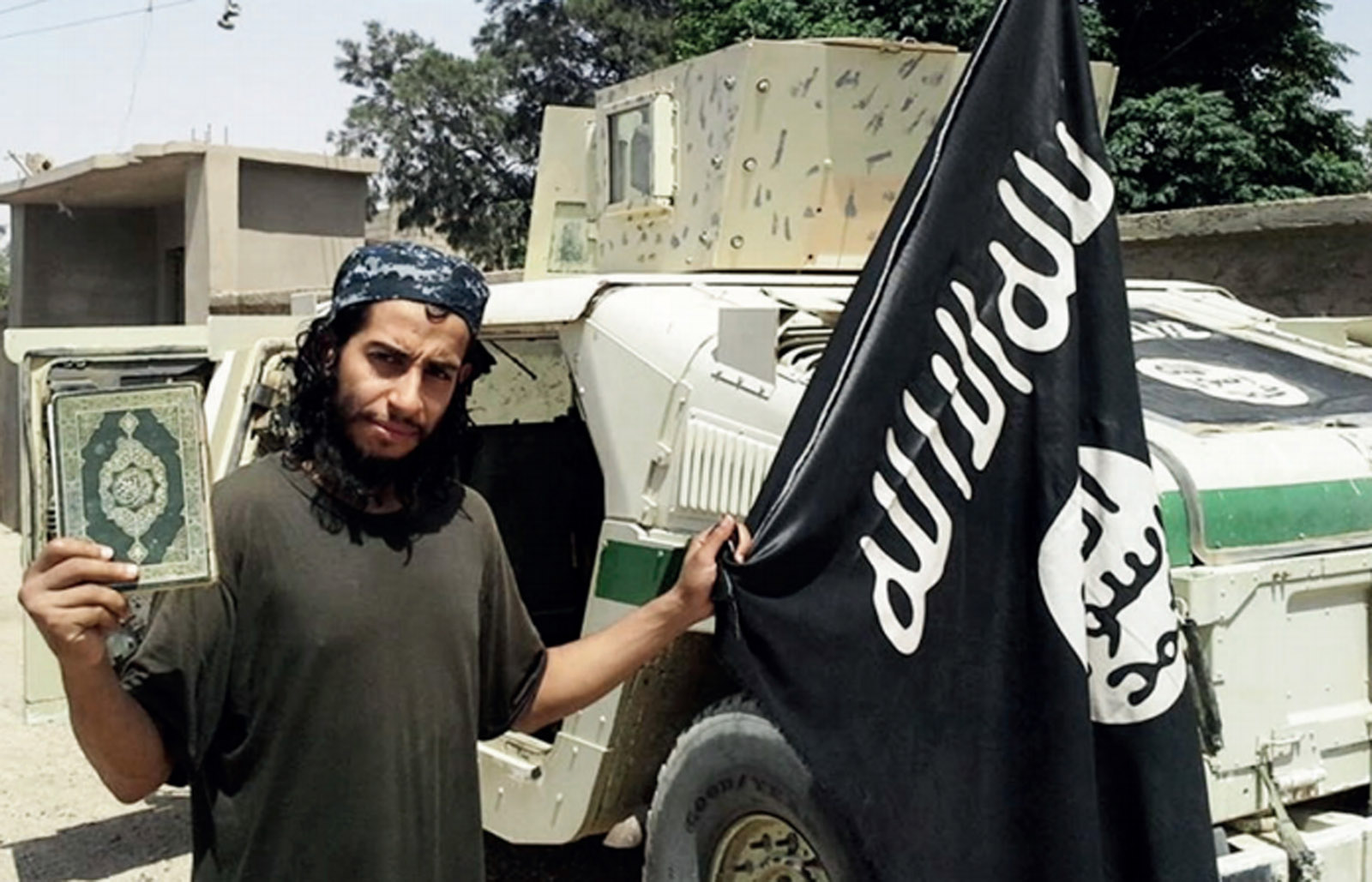 Alleged architect of Paris attacks was known to U.S. intelligence