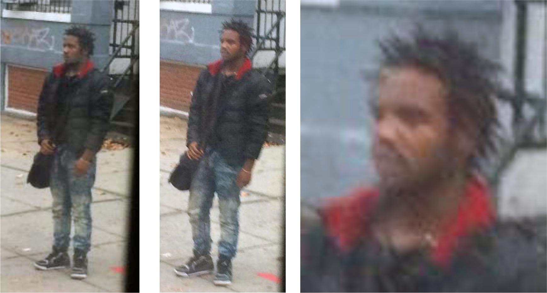 Man sought in Metrobus attack in Northwest