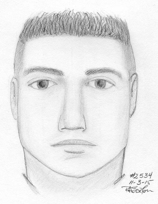 Police release composite sketch of Clyde's cutting suspect
