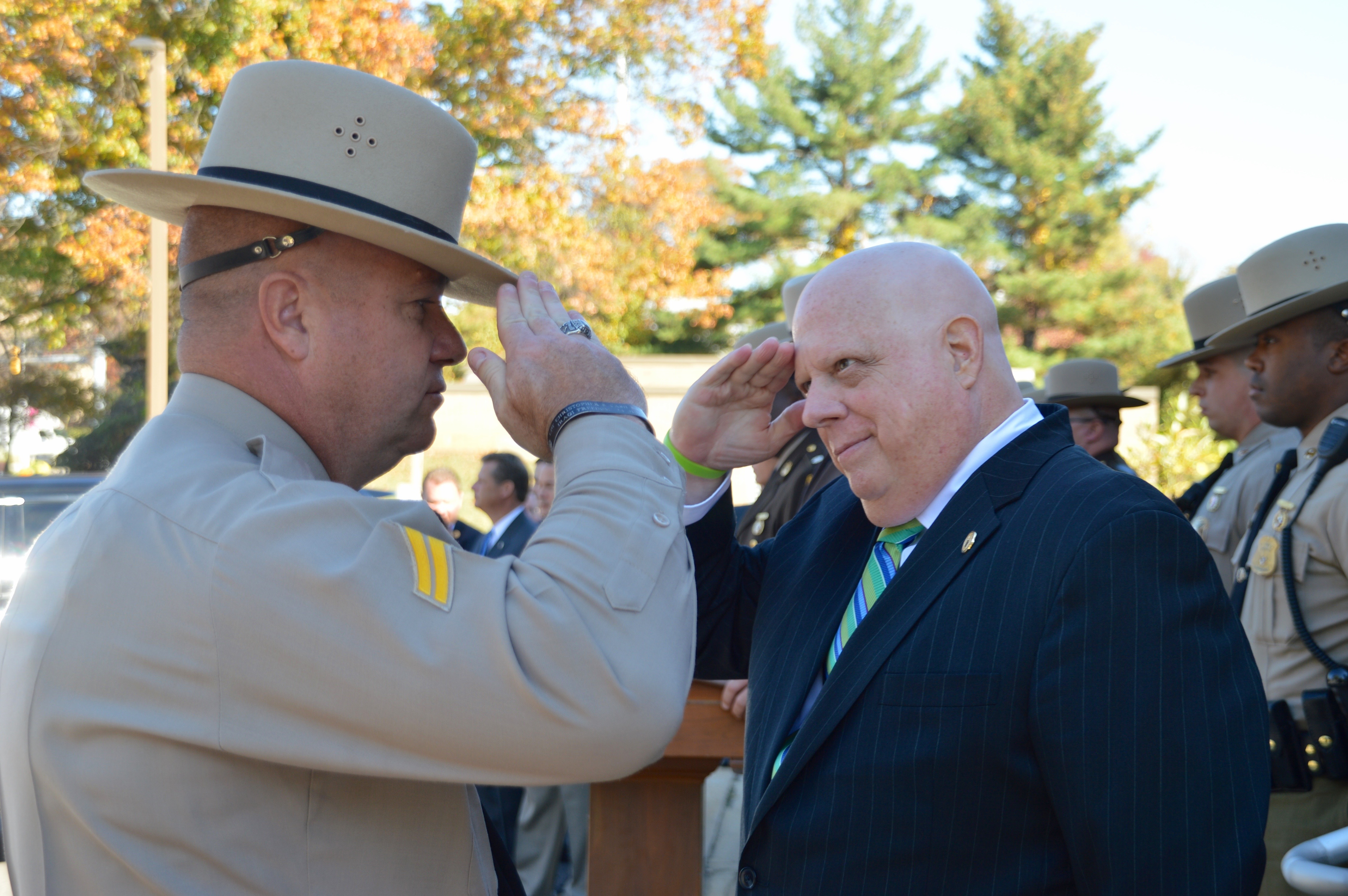 One year after election, Hogan focusing on keeping campaign promises