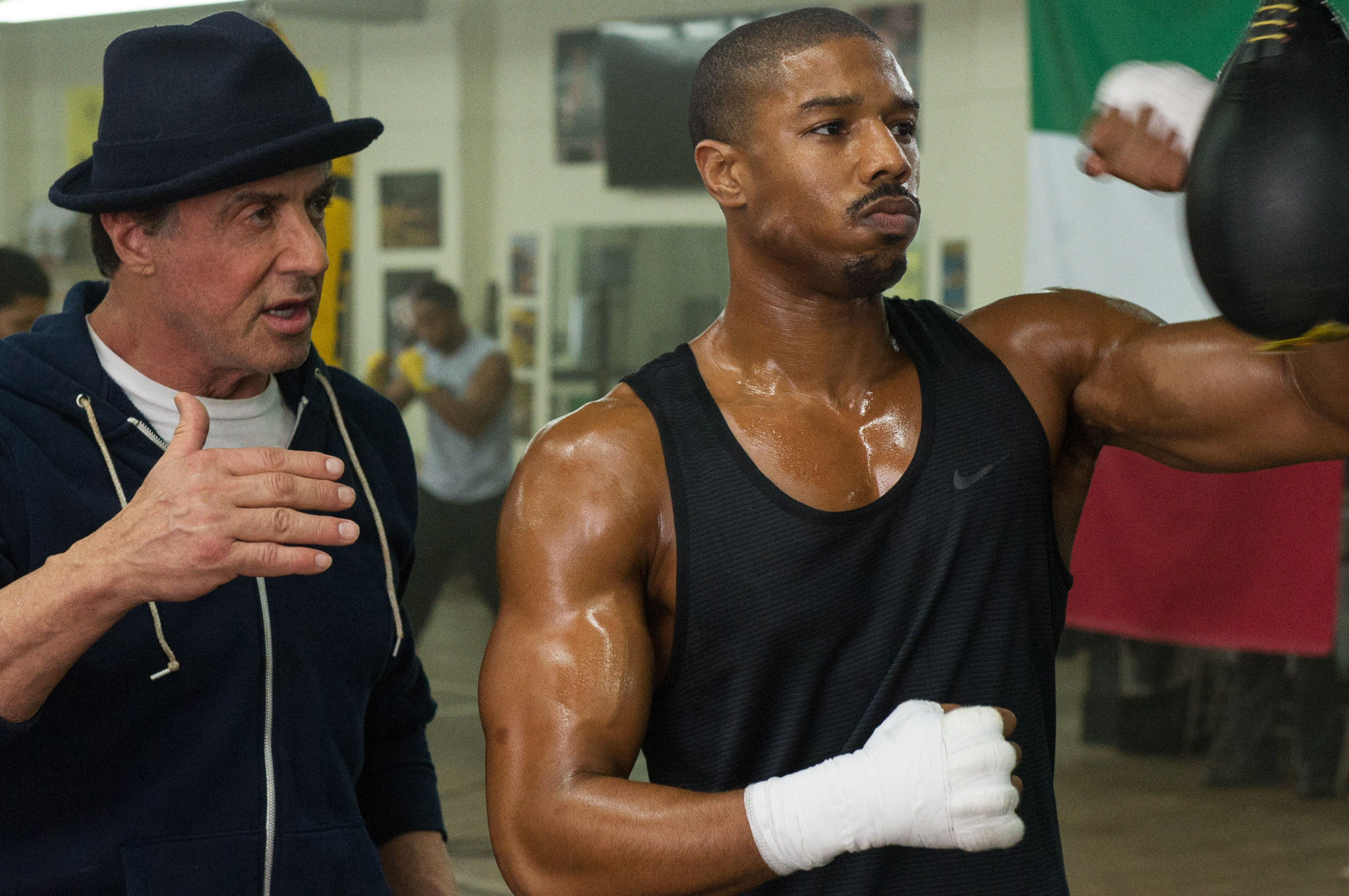 Knockout knockoff: 'Creed' turns 'Rocky 7' into underdog triumph