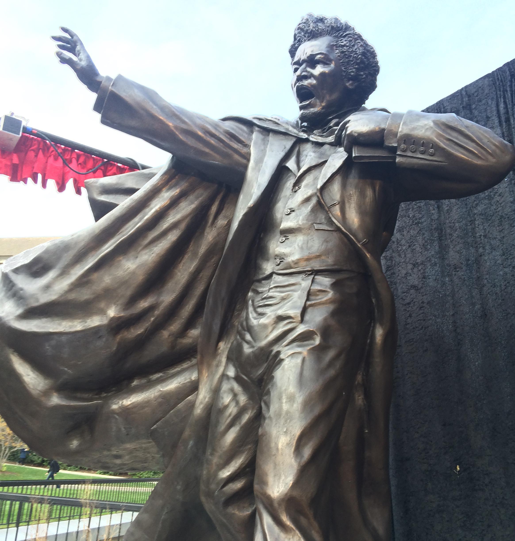 Frederick Douglass bicentennial remembered in Baltimore train ride