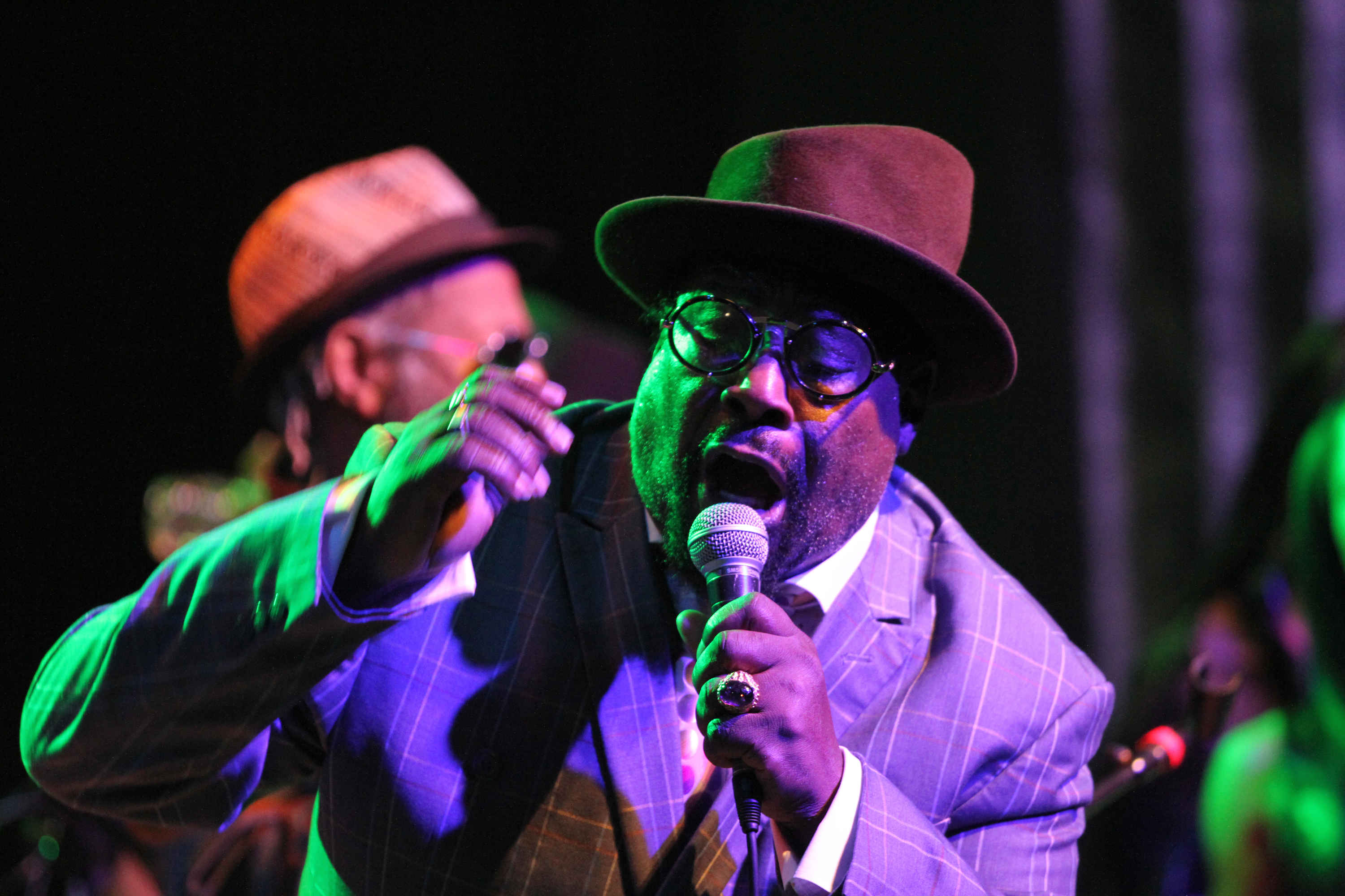 George Clinton brings P-Funk to Howard Theatre and Tally Ho