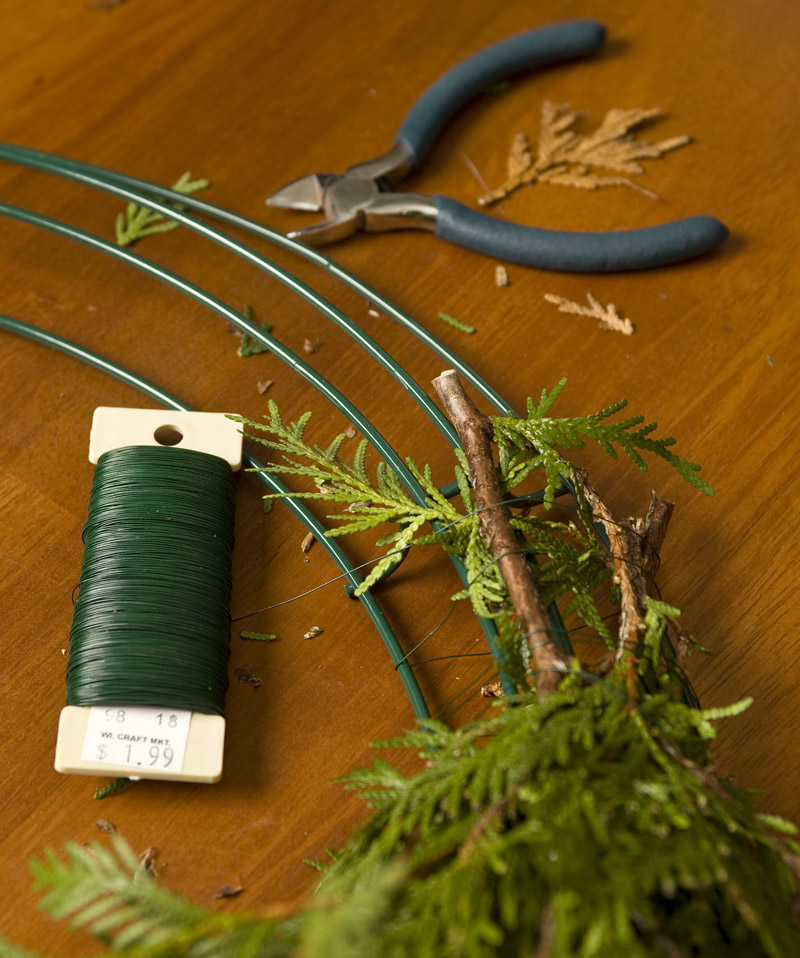 Find a gift for a gardener and tips to harvest holiday greens